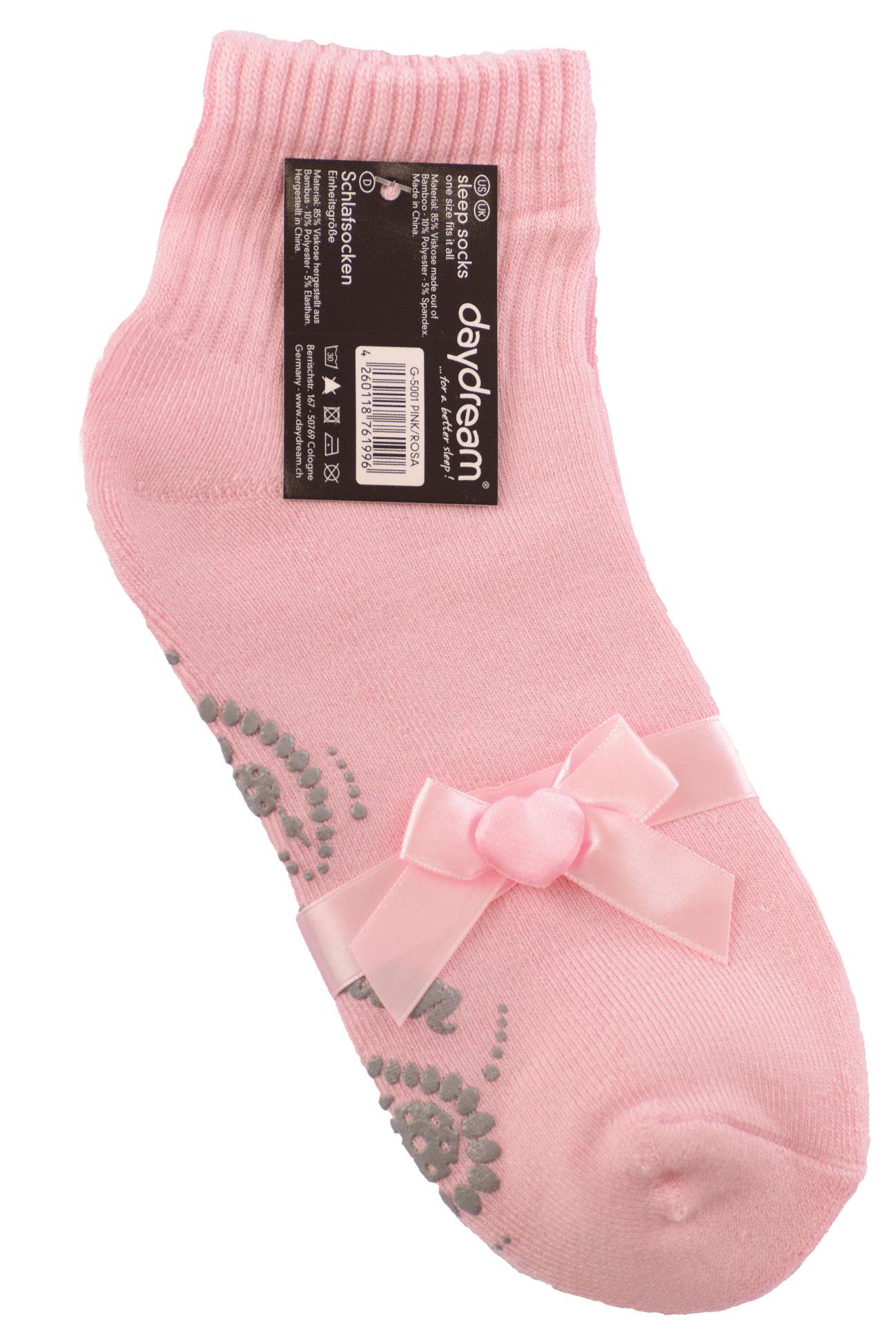 Ponožky na spaní - Růžové